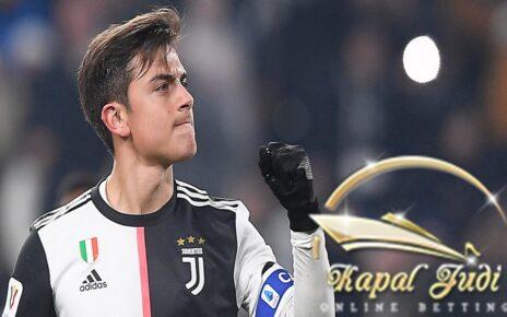 Kontrak Paulo Dybala Diresmikan Juventus