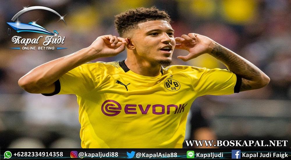 Sancho Masi Bertahan di Dortmund Tidak Ingin Ke MU