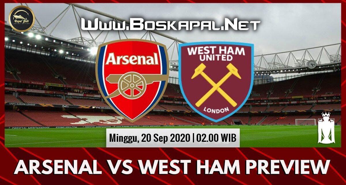 Prediksi Arsenal Vs West Ham Malam Ini!
