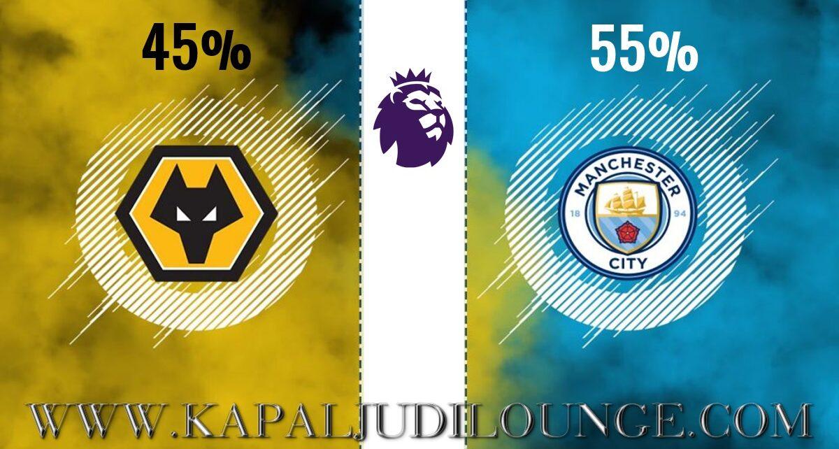 Prediksi Wolverhampton Vs Manchester City Malam ini