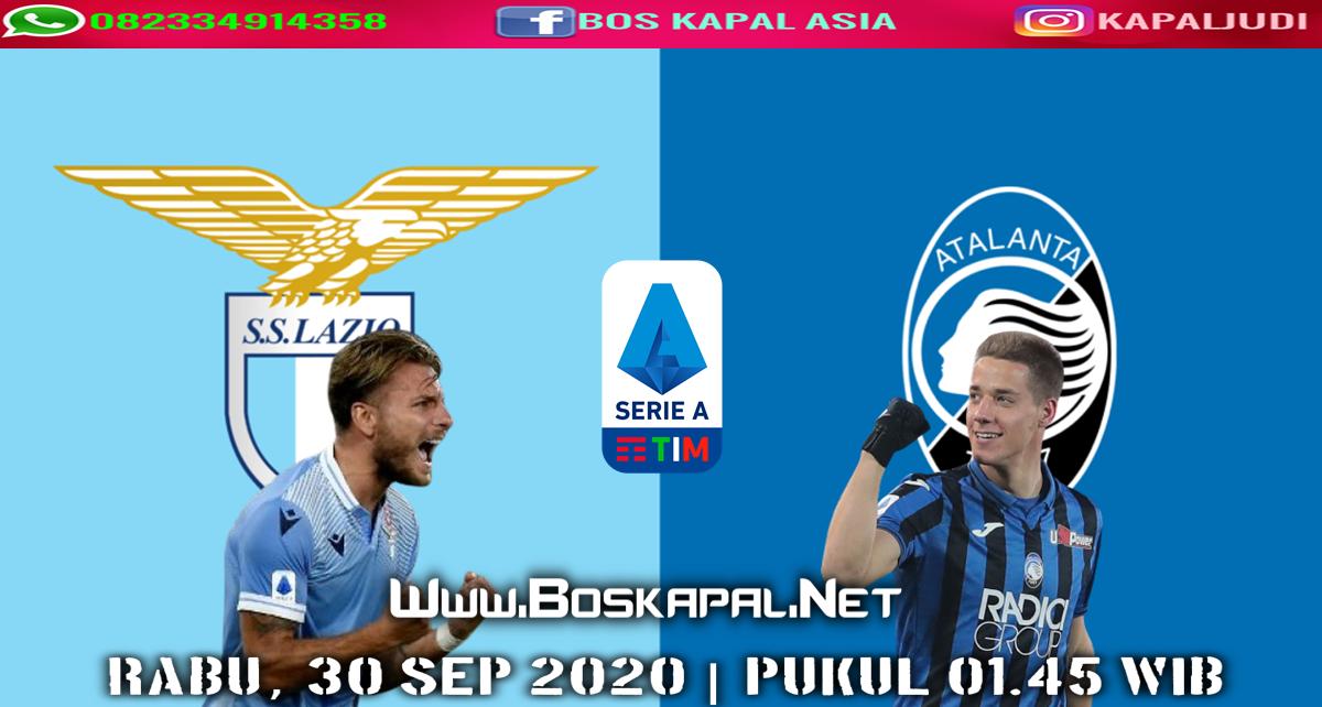 Prediksi Lazio vs Atalanta Malam Ini