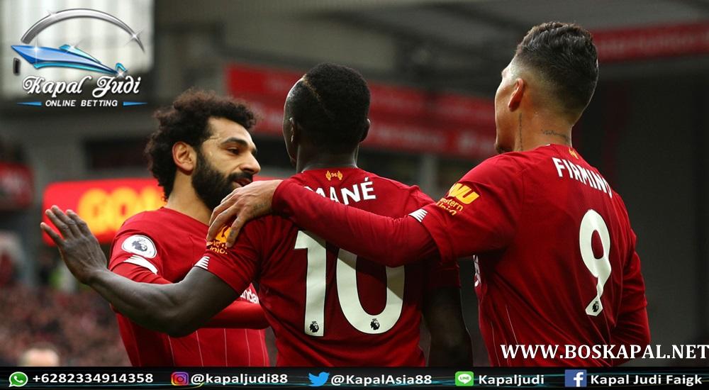 Jangan Kaget jika Liverpool Hanya Finis di Posisi Keempat