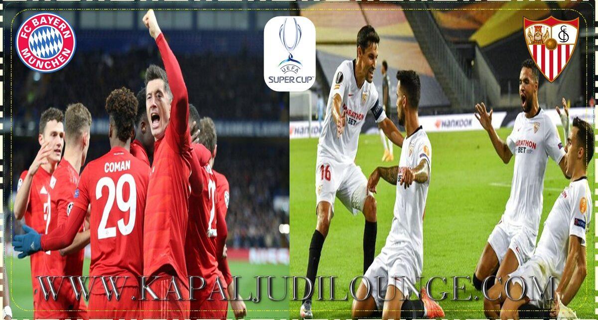 Prediksi Uefa Super Cup: Bayern Munchen Vs Sevilla