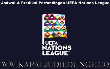 Jadwal & Prediksi Pertandingan UEFA Nations League