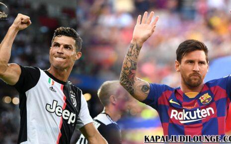 Duel Ronaldo vs Messi Batal Karna masih Positif COVID-19