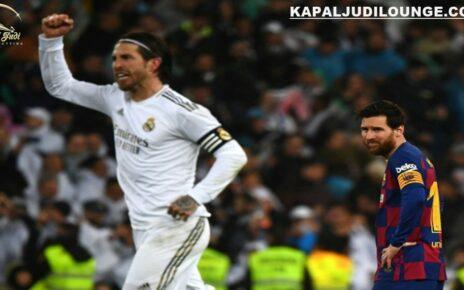 Real Madrid Taklukan Barcelona di El Clasico