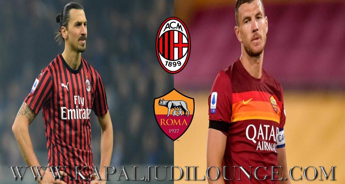 Prediksi Italy Serie A: AC Milan Vs AS Roma