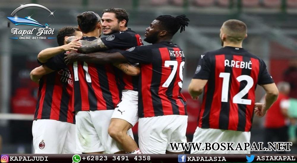 Milan Masih Belum Terkalahkan di 21 Laga