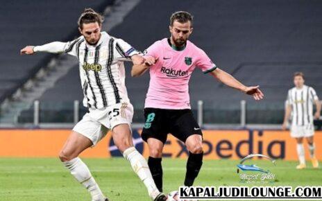 Ini Tiga Alasan Juventus Kalah dari Barcelona
