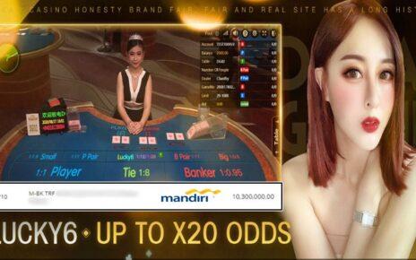 Info Kemenangan: Dream Gaming (Baccarat)