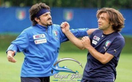 Rencana Andrea Pirlo untuk Gennaro Gattuso
