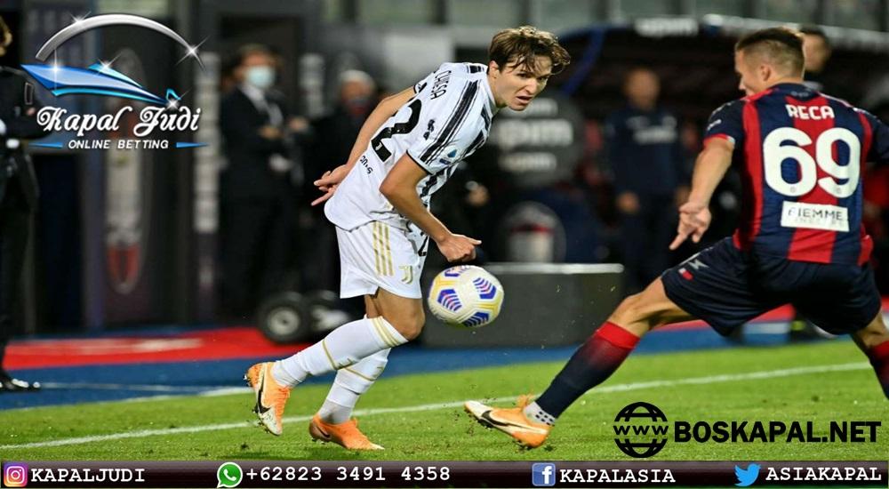 Bermain Juventus Jelek Banget di Laga Tandang