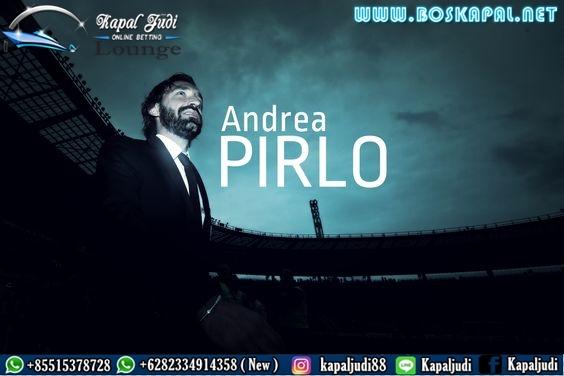 Andrea Pirlo Ungkap Alasannya Tentang Pelatihannya