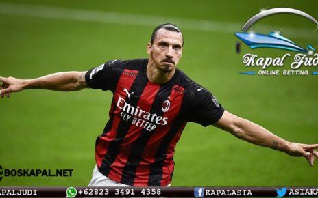 Zlatan Ibrahimovic Sangat Memangsa Inter Milan