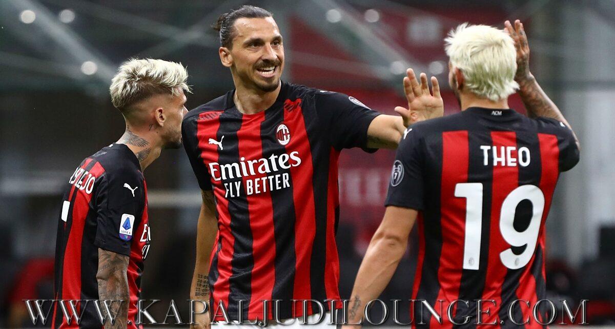 AC Milan Akan Perpanjang Kontrak Zlatan Ibrahimović