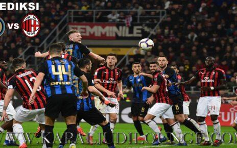 Prediksi Inter Milan vs AC Milan: Tentang Harga Diri