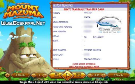 Info Kemenangan Slot Habanero: Mount Mazuma