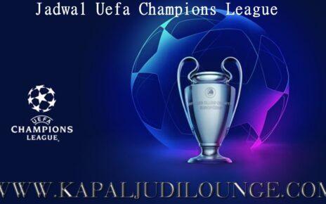 Jadwal Uefa Champions League: KapalJudi