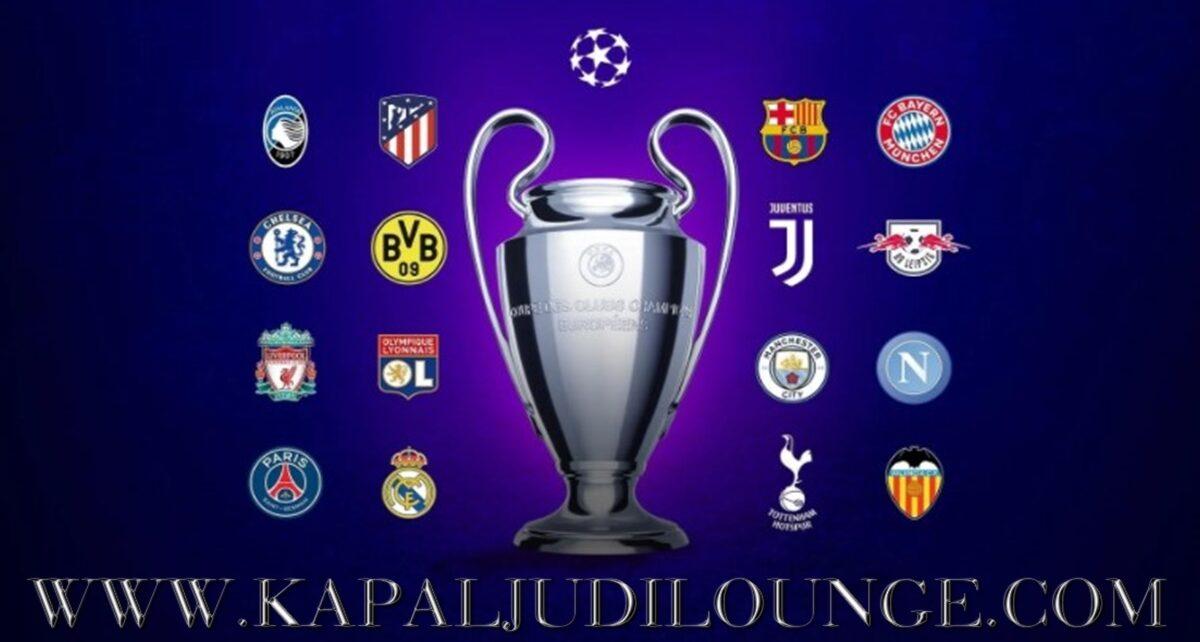 Jadwal Pertandingan UEFA Champions League