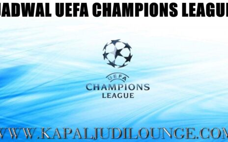 Jadwal Uefa Champions League: Live Bersama KapalJudi
