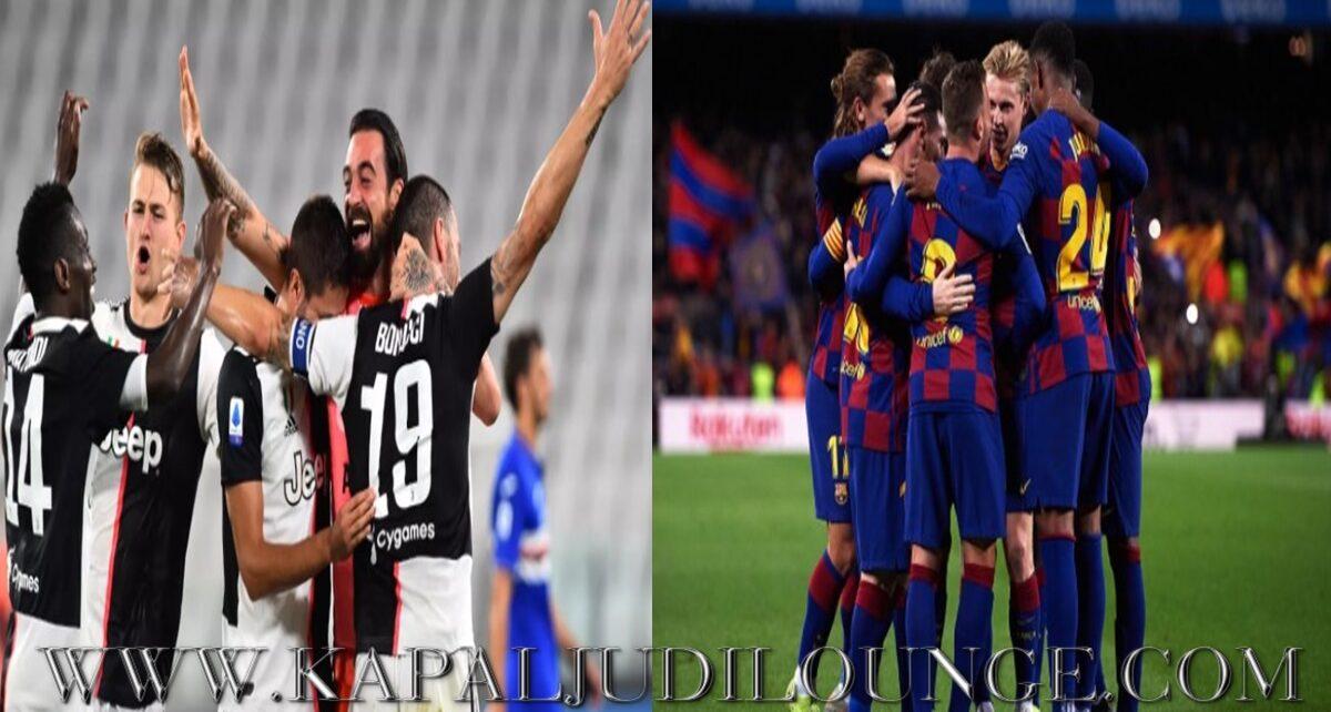 Prediksi Uefa Champions League: Juventus Vs Barcelona