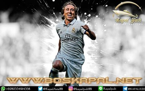 Modric Berharap Bisa Dipertahankan Madrid