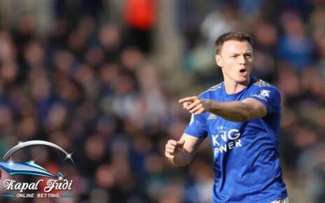 Jonny Evans Status Bebas Transfer dari Leicester City