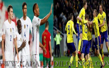 Prediksi UEFA Nations League: Prancis Kontra Swedia