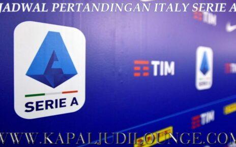 Jadwal Italy Serie A: Ada Atalanta Vs Inter Milan