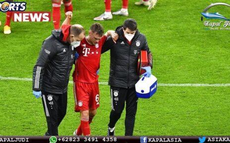 Kabar Buruk untuk Bayern, Kimmich Cedera