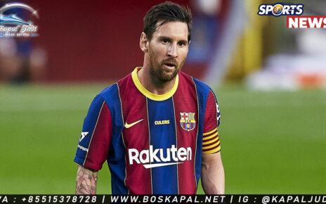 Koeman: Barcelona Lebih Baik dengan Messi