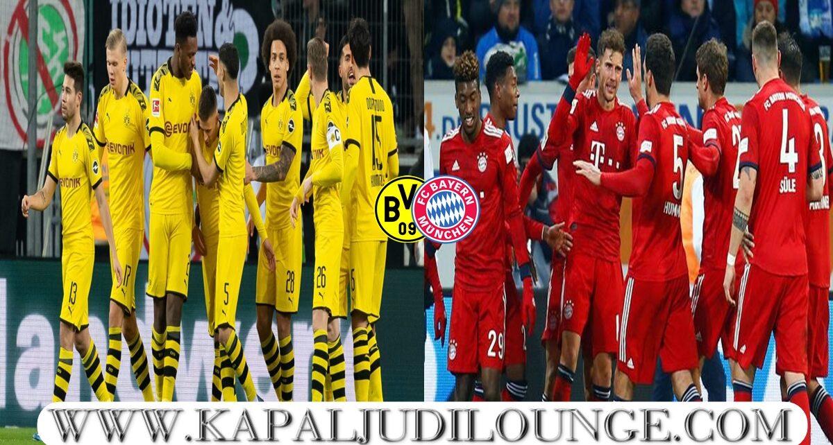 Prediksi Borussia Dortmund Vs Bayern Munchen: Perebutan Singgasana