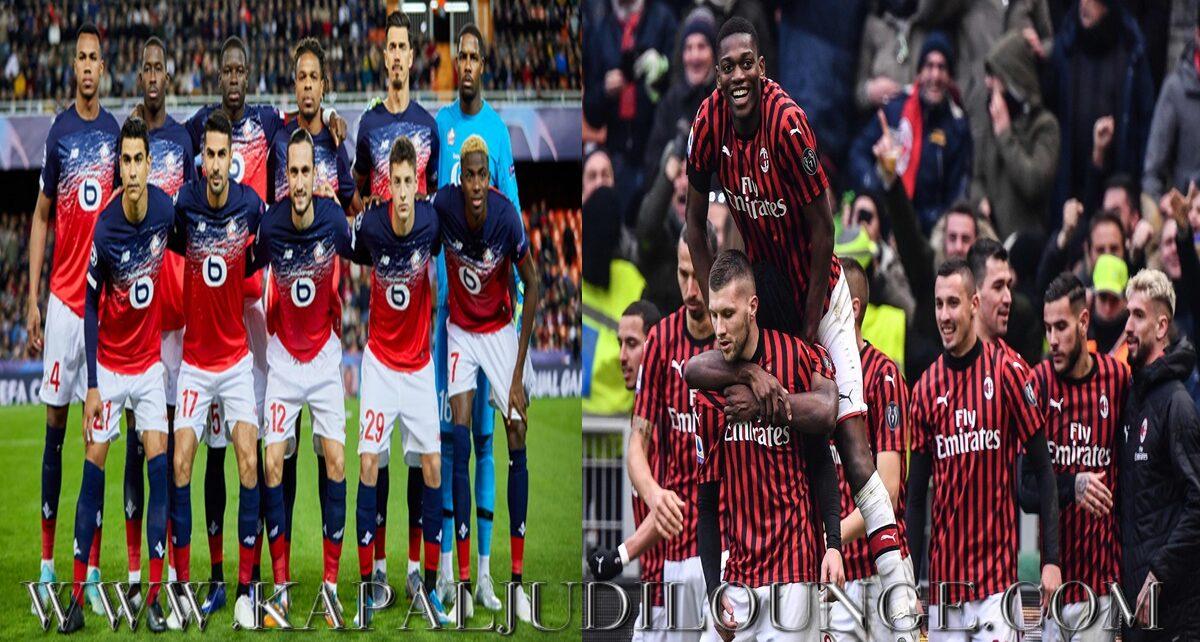 Prediksi UEFA Europa League: Lille vs AC Milan