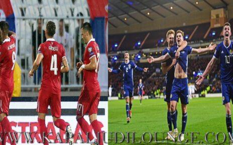 Prediksi Uefa Euro 2020 Final Playoff: Serbia Vs Scotland
