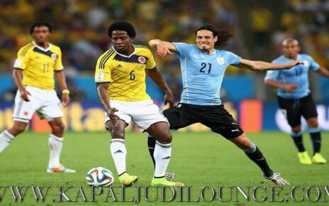Prediksi Piala Dunia 2022 South America Qualifiers: Kolombia Vs Uruguay