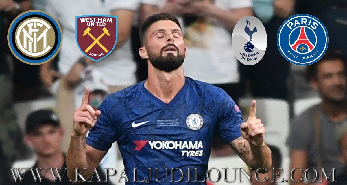Chelsea Akan Membuang Olivier Giroud