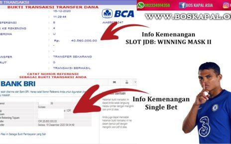 Info Kemenangan: Single Bet & Slot JDB