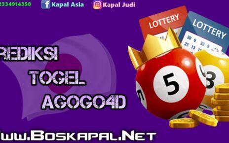 Prediksi Togel Agogo4D 30 Desember 2020 Kapaljudic