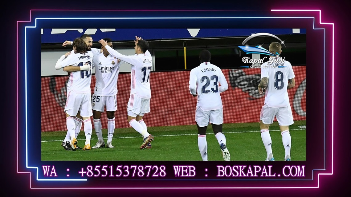 Real Madrid Tanpa Pemain Inti VS Alaves