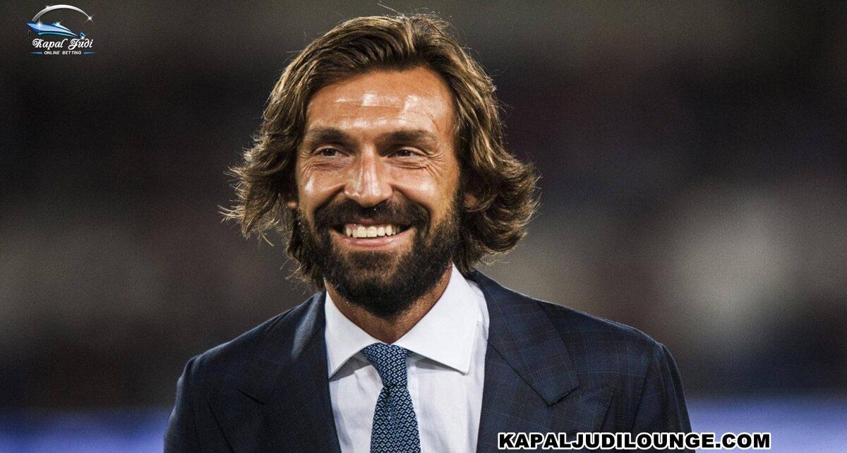 Andrea Pirlo Bangga Persembahkan Trofi Pertama Untuk Juventus