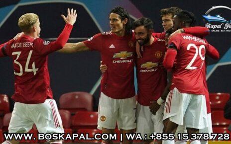Manchester United Mulai Imbangi Level Liverpool