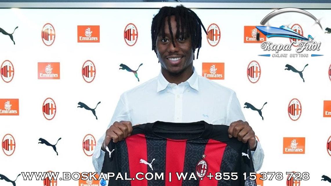 Soualiho Meite Rekrutan Pertama AC Milan Januari Ini