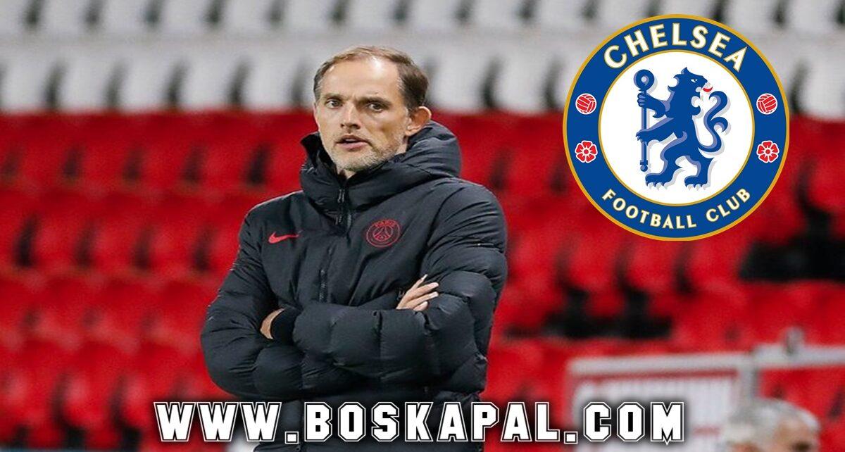 Thomas Tuchel Terpilih Sebagai Pelatih Baru Chelsea