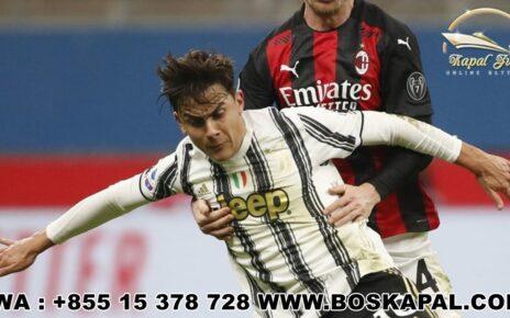 Top Skor Liga Italia Juventus Tembus 4 Besar