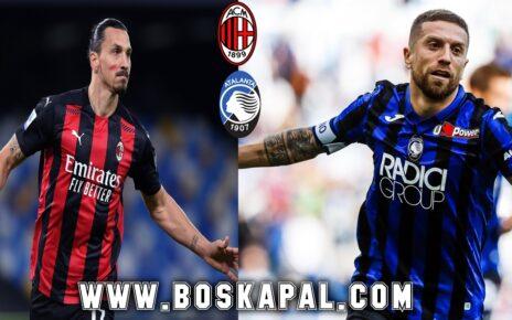 Prediksi AC Milan Vs Atalanta: Menanti Duet Mandzukic Bersama Ibrahimovic