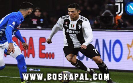 BIG MATCH: Juventus vs Napoli Live In Kapaljudi
