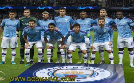 Manchester City Bukukan Rekor