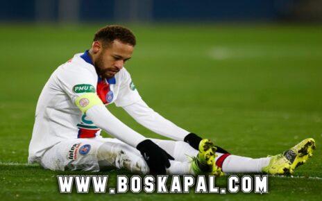 Neymar Cedera Gagal Reuni Dengan Barcelona Di UCL