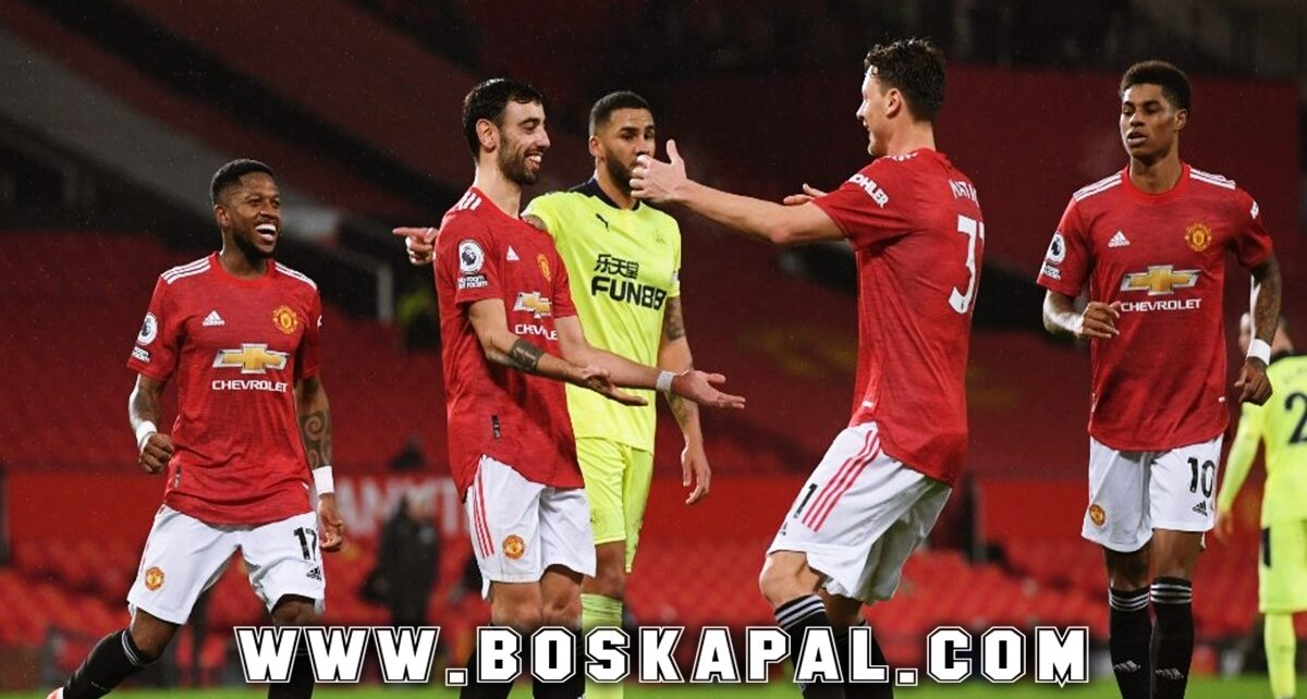 Manchester United Saat Ini Sedang On Fire