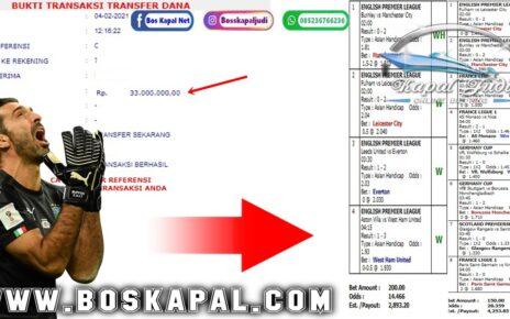 Info Kemenangan Mix Parlay Dan Single Bet